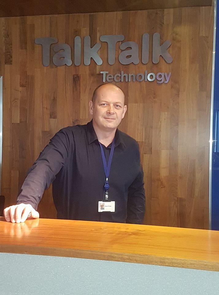 Kevin from Talk Talk